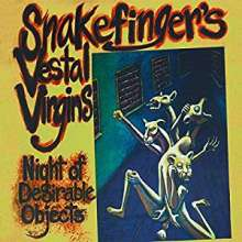 Snakefinger's Vestal Virgins: Night Of Desirable Objects, CD