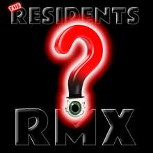 The Residents: RMX, CD