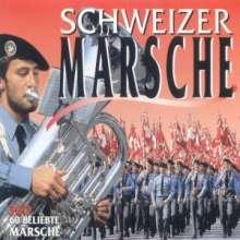 60 Schweizer Märsche, 3 CDs