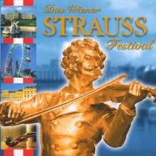 Johann Strauss II (1825-1899): Das Wiener Strauss Fest, 3 CDs