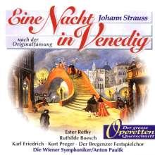 Johann Strauss II (1825-1899): Eine Nacht In Venedig (, CD