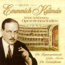 Emmerich Kalman (1882-1953): Emmerich Kalman 1885-19, CD