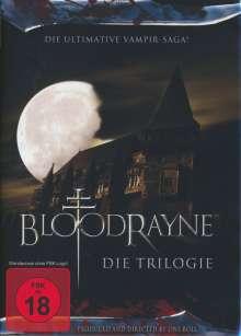 Bloodrayne - Die Trilogie, 3 DVDs