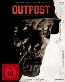 Outpost - Black Sun (Blu-ray), Blu-ray Disc