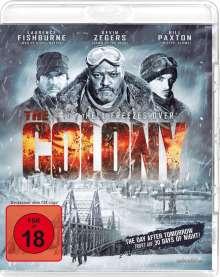 The Colony (Blu-ray), Blu-ray Disc