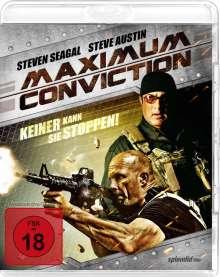 Maximum Conviction (Blu-ray), Blu-ray Disc