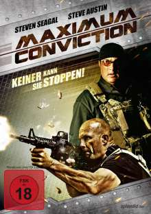 Maximum Conviction, DVD