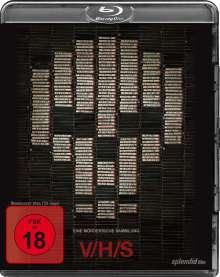 V/H/S - Eine mörderische Sammlung (Blu-ray), Blu-ray Disc