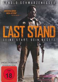 The Last Stand (Uncut), DVD