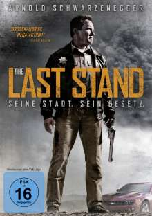 The Last Stand, DVD