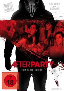 Afterparty, DVD