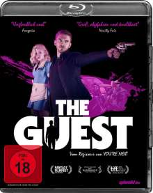The Guest (Blu-ray), Blu-ray Disc