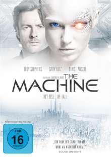 The Machine, DVD