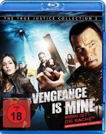 Vengeance Is Mine - Mein ist die Rache (Blu-ray), Blu-ray Disc