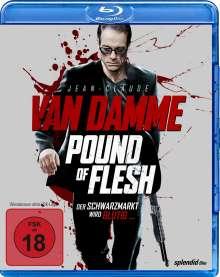 Pound of Flesh (Blu-ray), Blu-ray Disc
