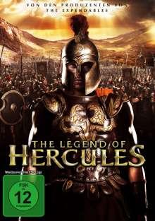 The Legend of Hercules, DVD