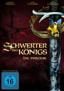 Schwerter des Königs - Die Trilogie, 3 DVDs