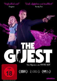 The Guest, DVD