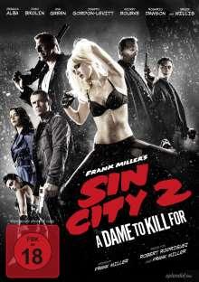 Sin City 2, DVD