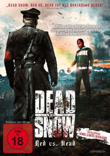 Dead Snow - Red vs. Dead, DVD