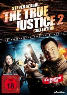 The True Justice Collection 2, 6 DVDs