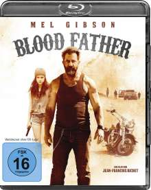 Blood Father (Blu-ray), Blu-ray Disc
