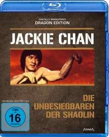 Die Unbesiegbaren der Shaolin (Blu-ray), Blu-ray Disc