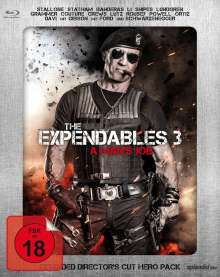 The Expendables 3 (Director's Cut) (Blu-ray im Hero Pack), Blu-ray Disc
