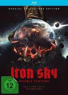 Iron Sky 1 & 2 (Blu-ray), 2 Blu-ray Discs