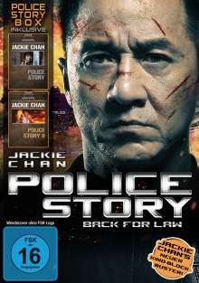 Jackie Chan: Police Story Box, 3 DVDs
