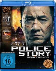 Jackie Chan: Police Story Box (Blu-ray), 3 Blu-ray Discs