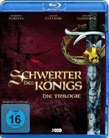 Schwerter des Königs - Die Trilogie (Blu-ray), 3 Blu-ray Discs