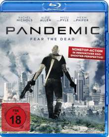 Pandemic - Fear the Dead (Blu-ray), Blu-ray Disc