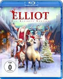 Elliot - Das kleinste Rentier (Blu-ray), Blu-ray Disc