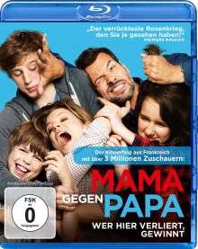 Mama gegen Papa - Wer hier verliert, gewinnt (Blu-ray), Blu-ray Disc