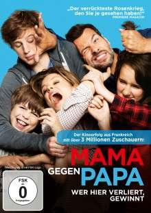 Mama gegen Papa - Wer hier verliert, gewinnt, DVD