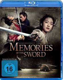 Memories of the Sword (Blu-ray), Blu-ray Disc