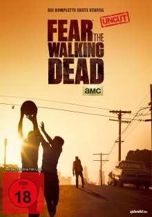 Fear the Walking Dead Staffel 1, 2 DVDs