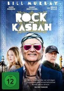 Rock the Kasbah, DVD