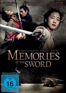 Memories of the Sword, DVD