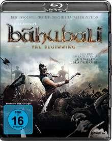 Bahubali - The Beginning (Blu-ray), Blu-ray Disc