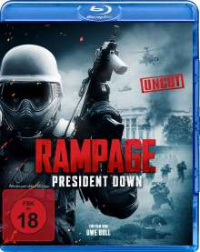 Rampage - President Down (Blu-ray), Blu-ray Disc