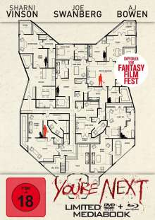 You're Next (Blu-ray & DVD im Mediabook)