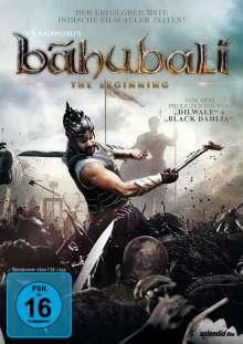 Bahubali - The Beginning, DVD
