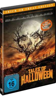 Tales of Halloween (Trick or Treat Edition), DVD