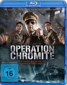 Operation Chromite (Blu-ray), Blu-ray Disc