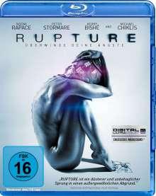 Rupture (Blu-ray), Blu-ray Disc