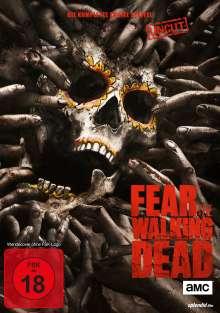 Fear the Walking Dead Staffel 2, 4 DVDs