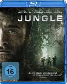 Jungle (Blu-ray), Blu-ray Disc