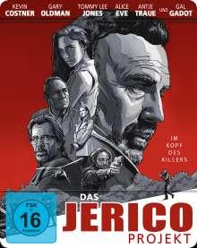 Das Jerico Projekt (Blu-ray im Steelbook), Blu-ray Disc